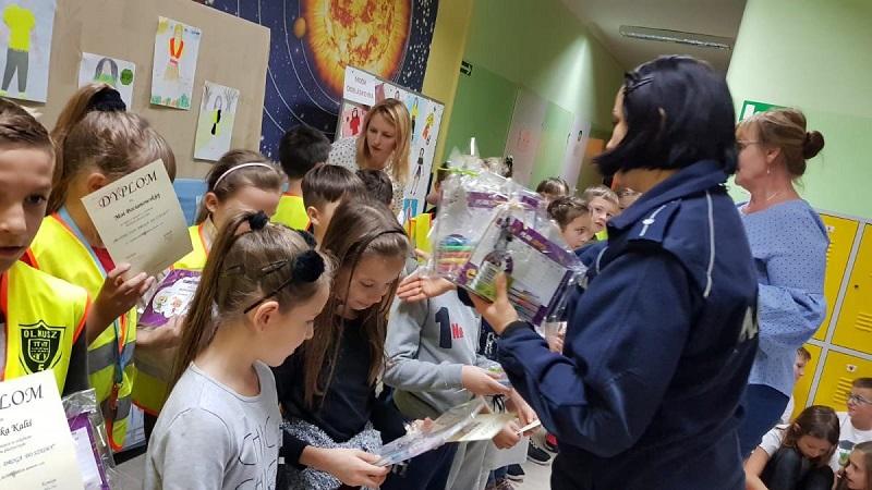 odblaskowa szkoła 2019 2