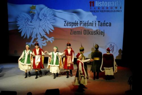 Święto Niepodległości 11.11.2019 Koncert Olkusz