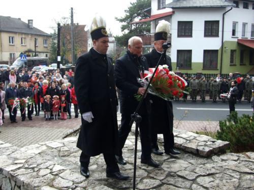 Święto Niepodległości 11.11.2019 Bukowno