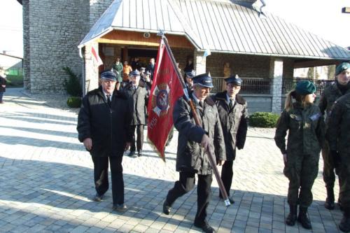 75 rocznica Pacyfikacji Boru 26.11.2019