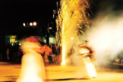 KTO na Rynku w Olkuszu 1999 r., fot. Olgerd Dziechciarz