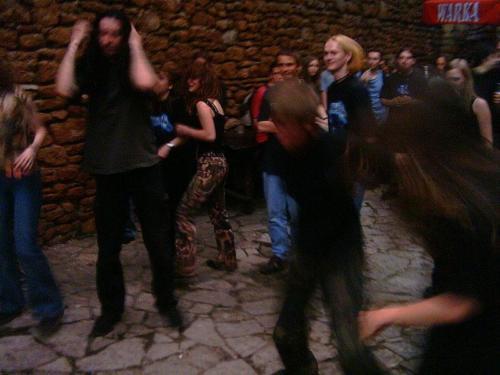Olkuski Totem, koncert w 2005 roku, fot. Olgerd Dziechciarz