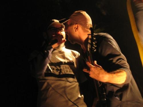 Hardkorowy Krangshaft, koncert z 2013 roku, fot. Olgerd Dziechciarz