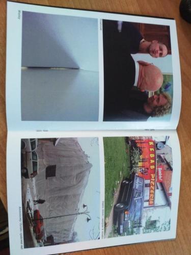 Rozkładówka z mojego katalogu, fot. Olgerd Dziechciarz