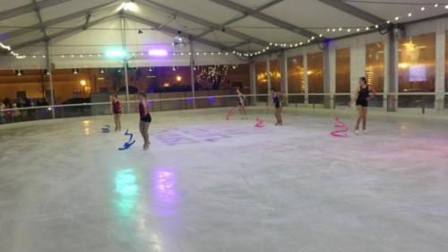 Otwarcie lodowiska 2019