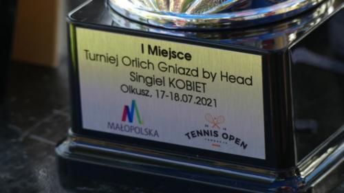 Turniej Tenisowy Orlich Gniazd 17.07.2021