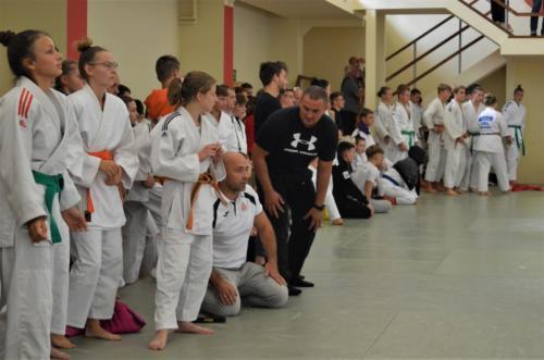 XIII Międzynarodowy Turniej Judo w Wolbromiu - sobota 11.09.2021